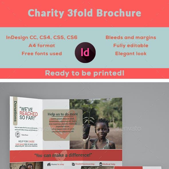 Charity 3fold Brochure