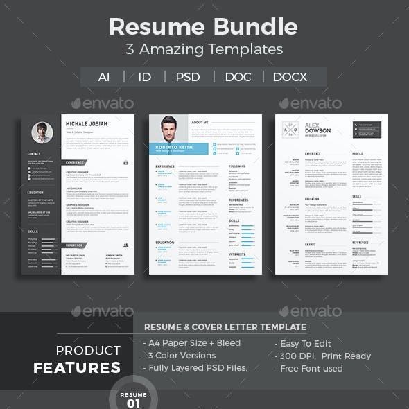Resume Word Bundle