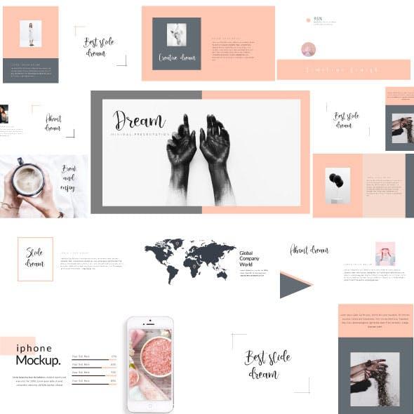 Dream - Multipurpose Presentation Templates