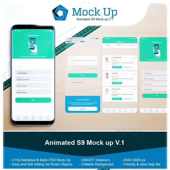Animated S9 MockUp