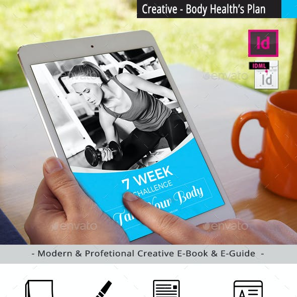 Health Plan E-Book