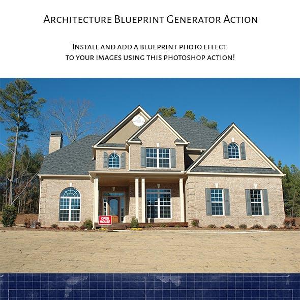Architecture Blueprint Generator Action