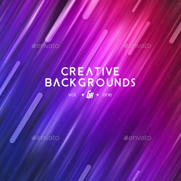 Creative Backgrounds vol.1 - Diagonal Motion Stripes