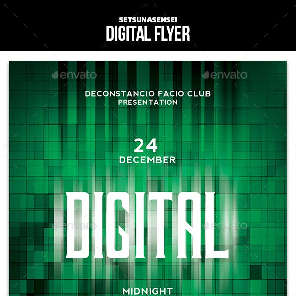 Digital Flyer