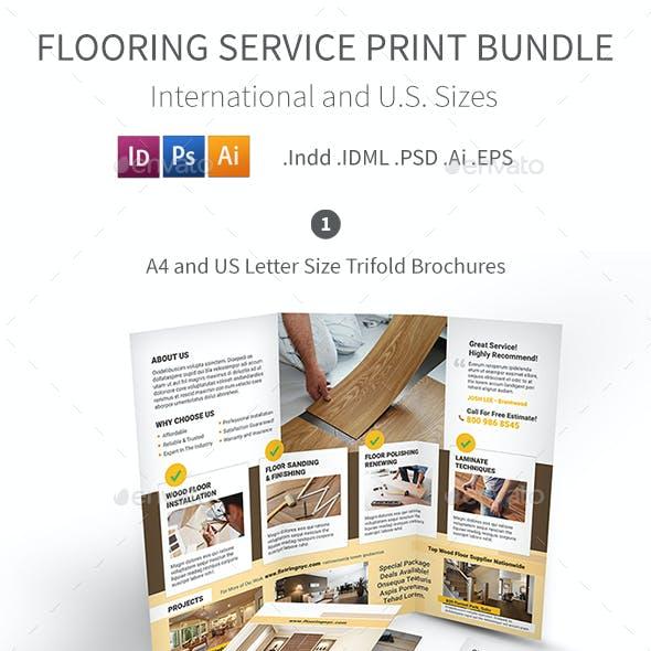 Flooring Service Print Bundle