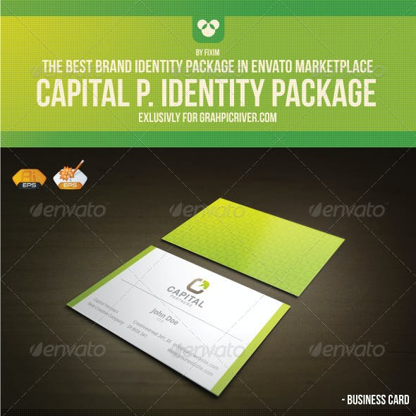 Capital Partners Identity Package