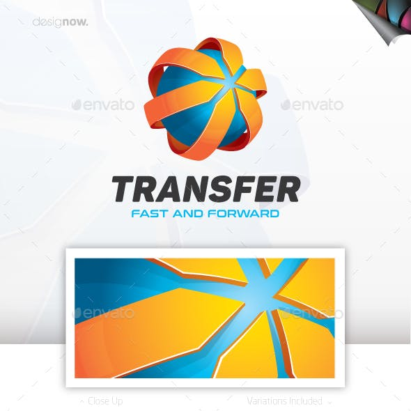 World Transfer Logo
