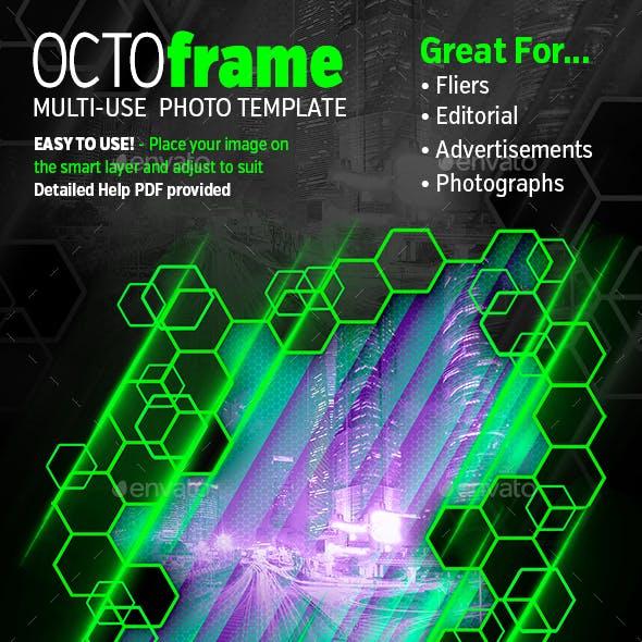OCTOframe Photo Template