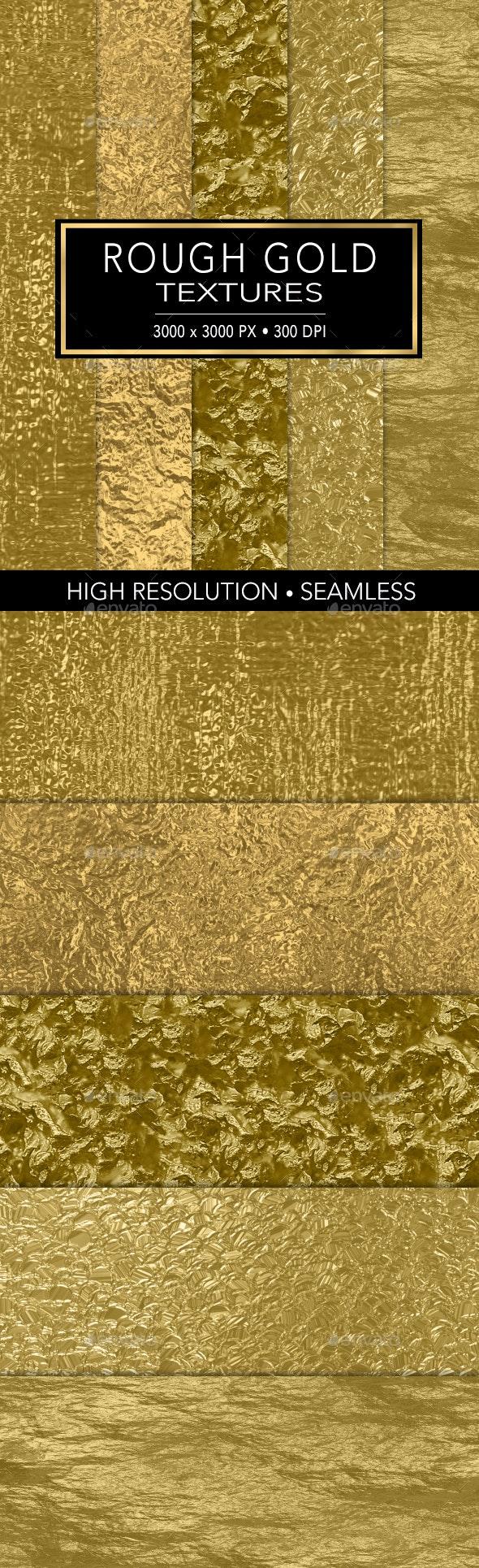 Rough Gold Textures