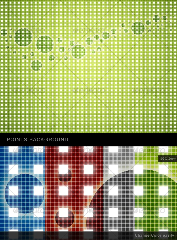 Points background - Backgrounds Graphics