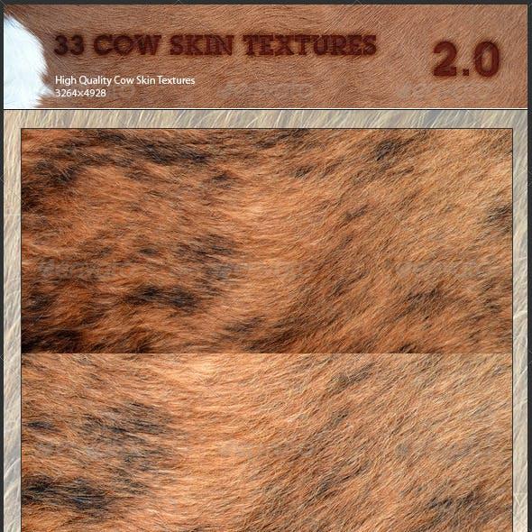Cow Skin Pack 2
