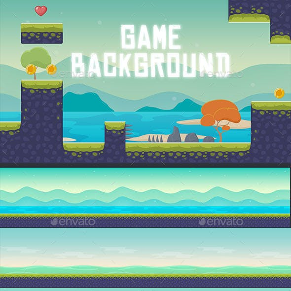 Game Background Nature