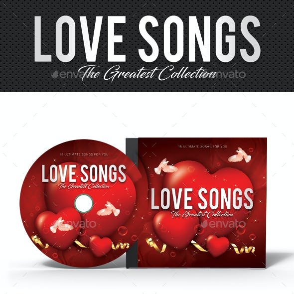 Love Songs CD Cover