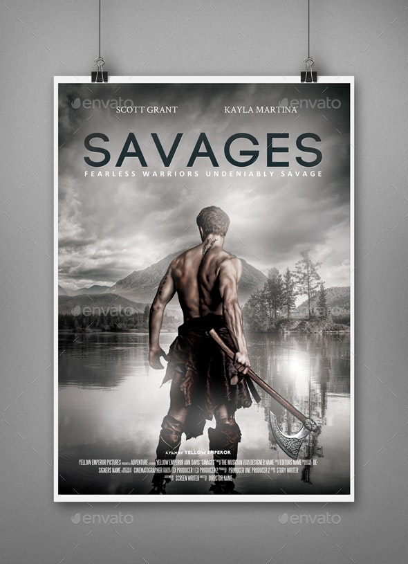 A3 Movie Poster - Miscellaneous Events