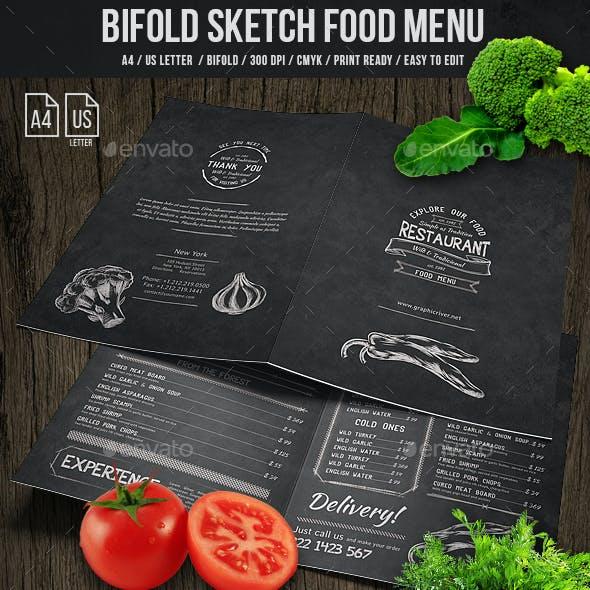 Sketch Food Menu Bundle