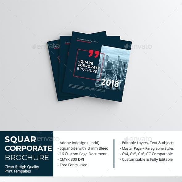 Squar Corporate Brochure