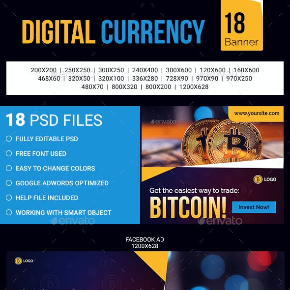 Digital Currency Banner