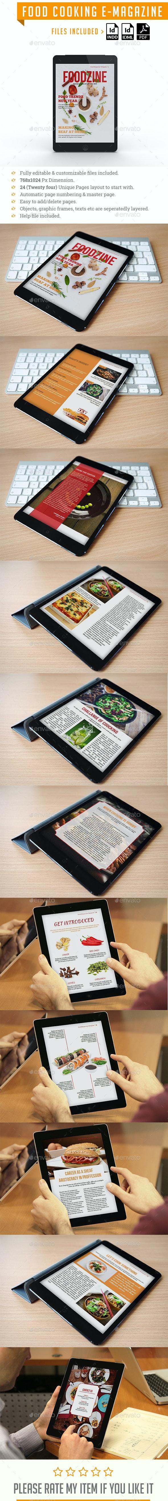 Food E Magazine