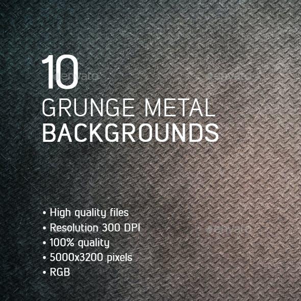Grunge Metal Backgrounds