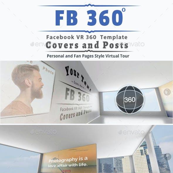 FB 360 VR Tour Mockup