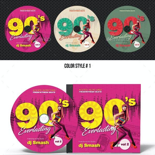 90s Everlasting CD Cover