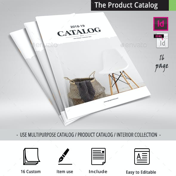 Product Catallog