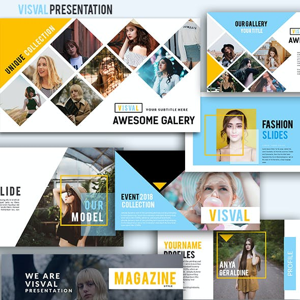 Visval Fashion Presentation