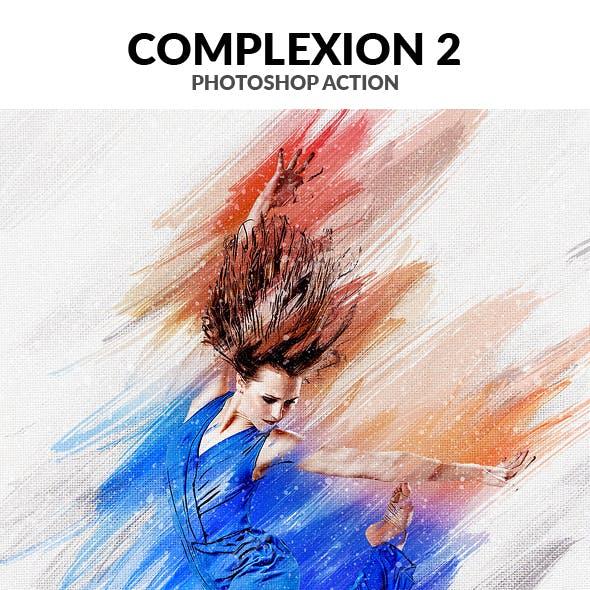 Complexion 2 Photoshop Action