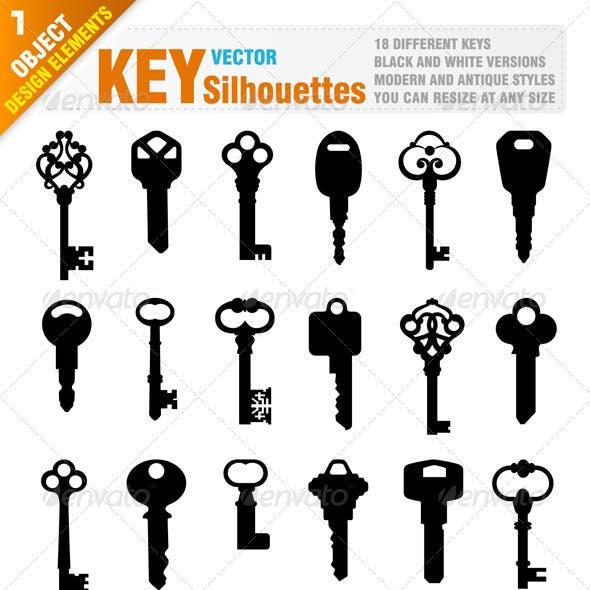 18 Key Silhouettes
