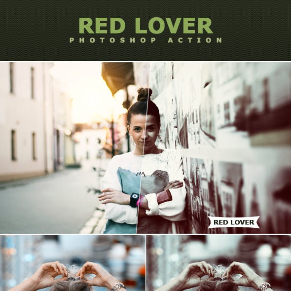 Red Lover Action