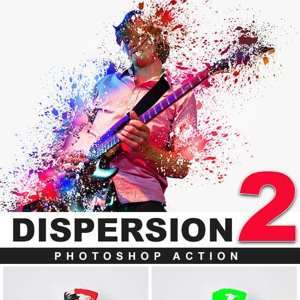 Dispersion Photoshop Action