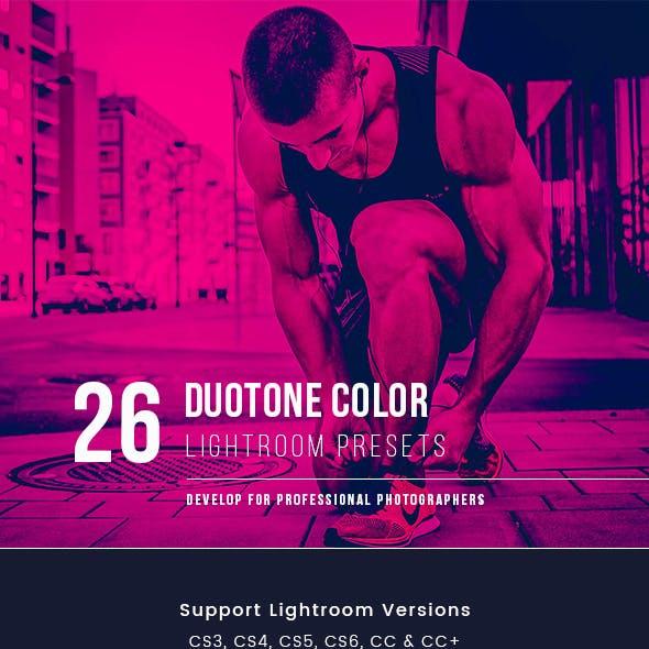 Duotone Color Effect Presets