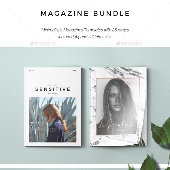Bundle Magazines 3 in 1