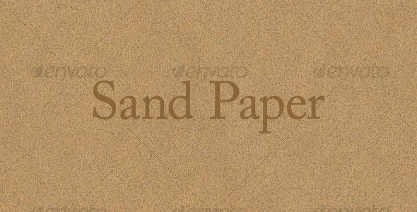 Sandpaper Texture - Paper Textures