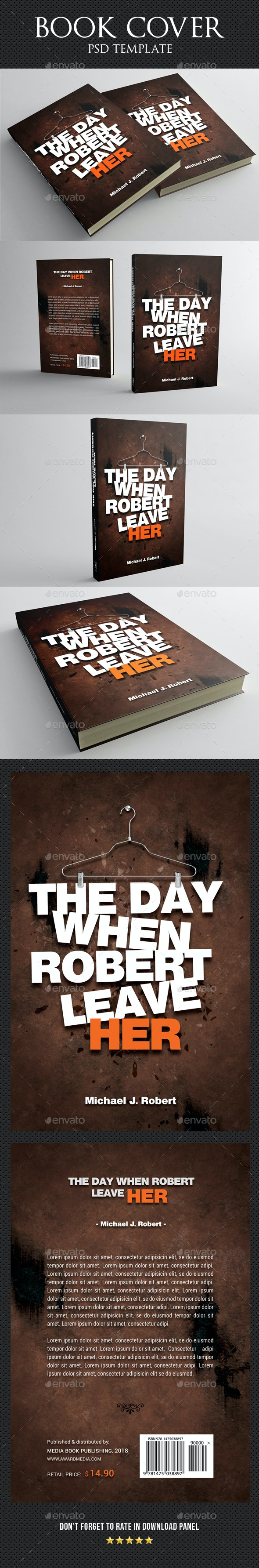 Book Cover Template 40