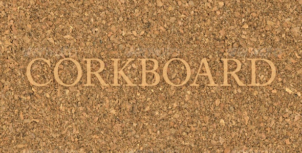 Corkboard - Miscellaneous Textures