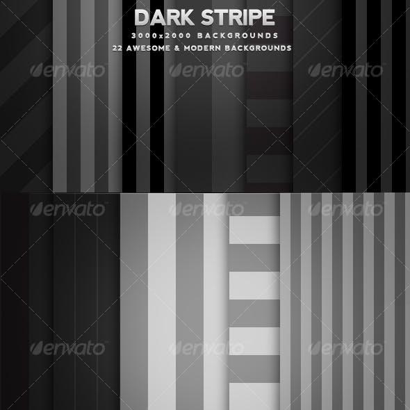 Dark Stripes Backgrounds