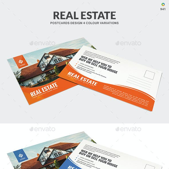 Real Estate Card Designs Invite Templates From