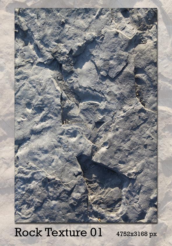 Rock Texture 01 - Stone Textures
