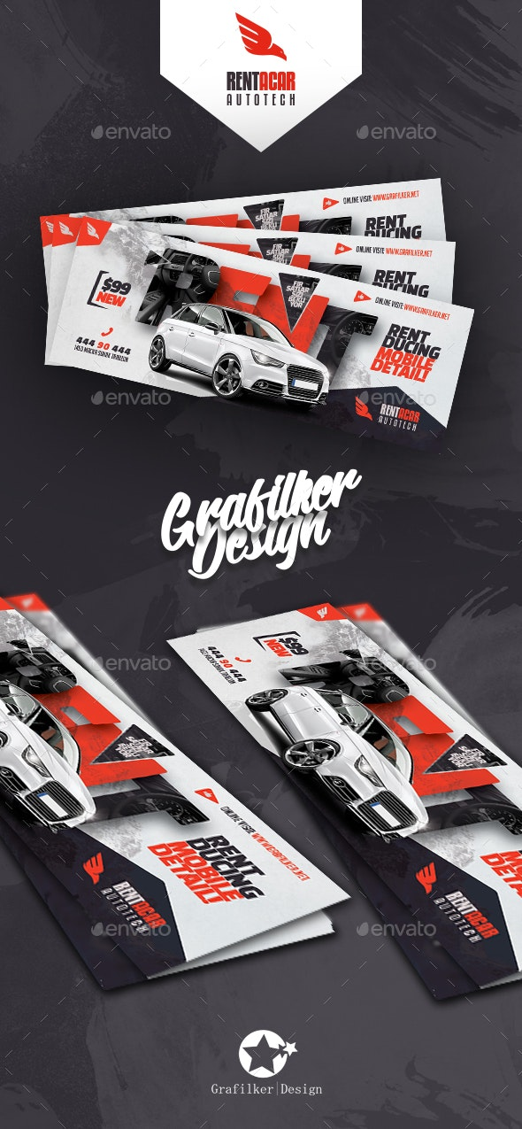 Rent A Car Cover Templates - Facebook Timeline Covers Social Media