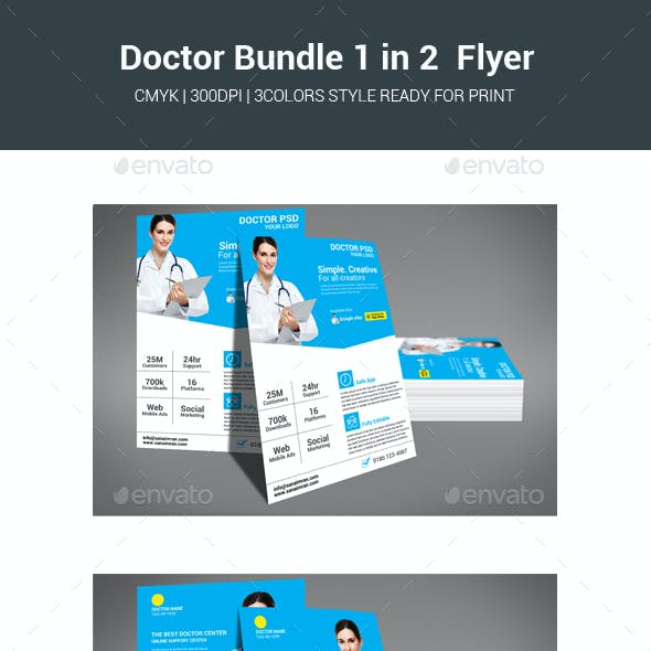 Doctor Bundle 1 in 2  Flyer