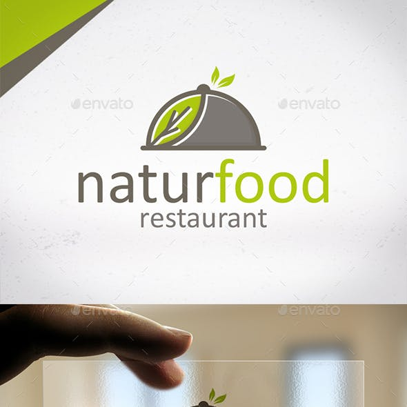 Eat Veggie Food Logo
