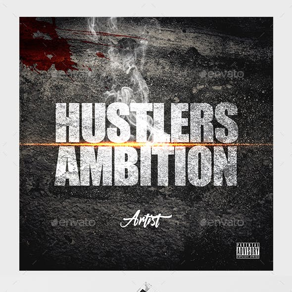 Hustlers Ambition Mixtape Cover