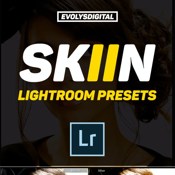 15 Pro Skiin Portrait Retouching Lightroom Presets