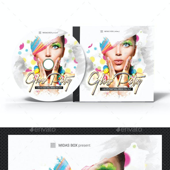 Glow Party CD Cover