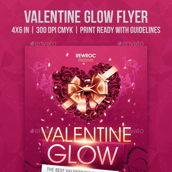 Valentine Glow Flyer