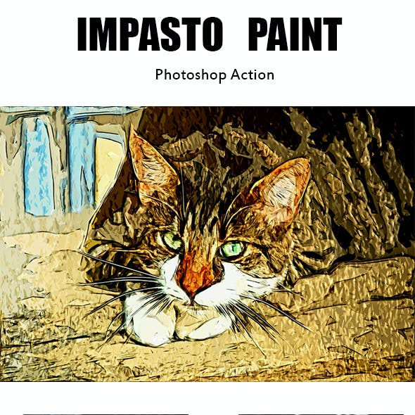 Impasto Paint