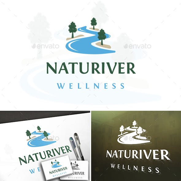 Natural River Logo