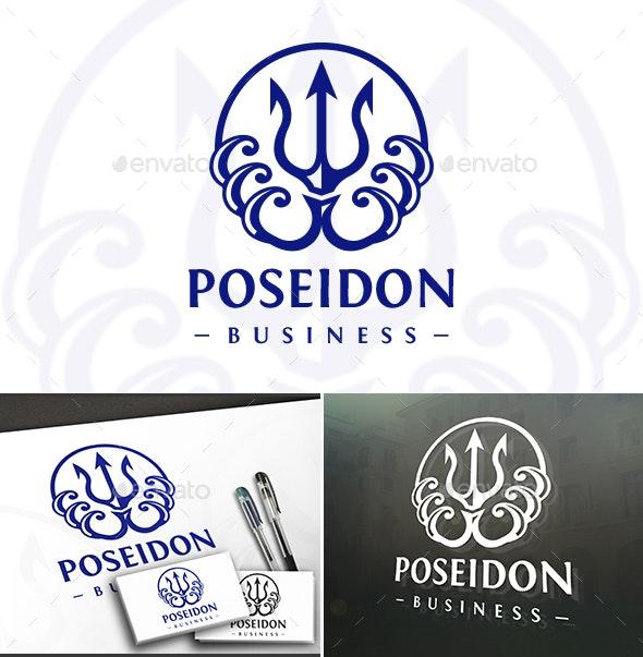 Poseidon Circle Logo