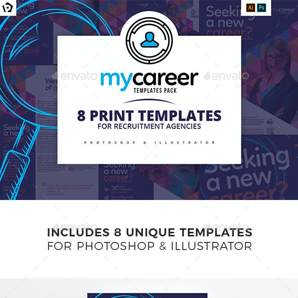 Recruitment Agency Templates Pack